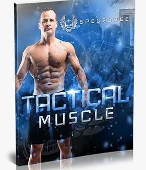 The Tactical Muscle System ebook cover