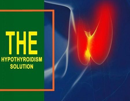 Hypothyroidism Solution ebook cover