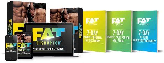 Fat Disruptor PDF