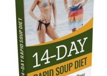14 Day Rapid Soup Diet book cover
